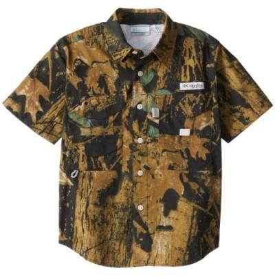Columbia Sportswear Boy's Super Bonehead Short Sleeve Shirt (Youth)