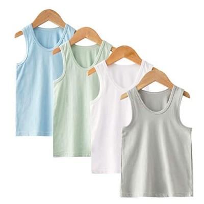 Guozyun Baby Boys Toddler Tank Tops Boys Sleeveless T-Shirts Cotton Tees Undershirt Shirts for Kids Boys Baby
