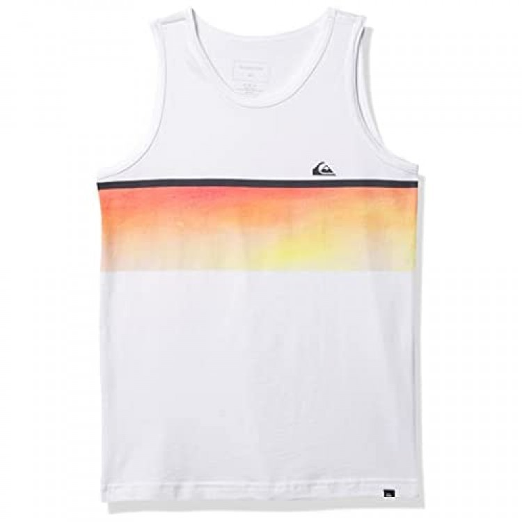 Quiksilver Youth Boys Graphic Tee Tank Top Shirt