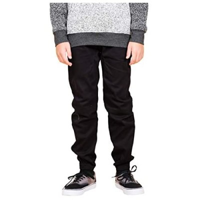 BROOKLYN ATHLETICS Boys' Big Super Soft Twill Pants-Available in Multiple Styles & Colors