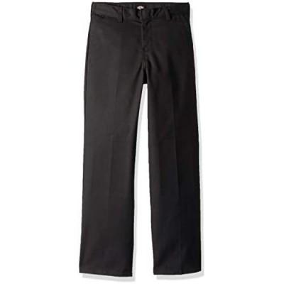 Dickies Boys' Flex Waist Flat Front Pants
