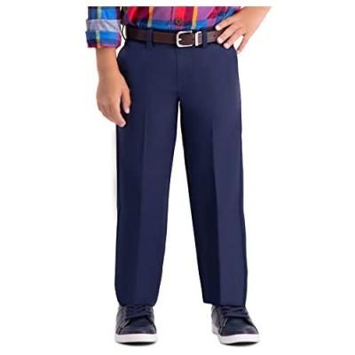 Haggar Little Boy's Regular 4-7 Cool 18 Pro Pant