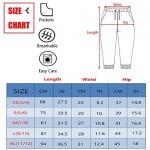 KOWDRAGON Kids Jogger Sweatpants with Pockets Basic Fleece Pants for Boys or Girls (3-12Years)