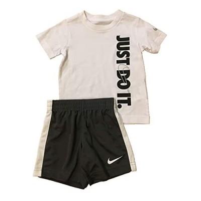 Nike Toddler Boys' T-Shirt and Shorts Set Iron Gray