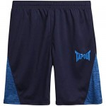 TapouT Boys' Active Shorts Set - Short Sleeve T-Shirt and Gym Shorts Performance Kids Clothing Set (2 Piece)