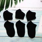 20 Pairs Toddler Kids Socks Half Cushion Low Cut Ankle Socks Boy Girl Athletic Socks