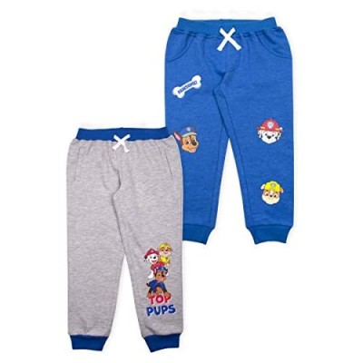 Nickelodeon 2-Pack Paw Patrol Toddlers and Boys Joggers Pants