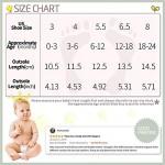 Bebila Double Bow Fringe Baby Moccasins - Soft Sole Baby Shoes Girls Toddler Crib Flats