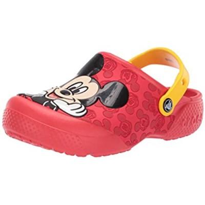 Crocs unisex-child Fun Lab Mickey Mouse Clog