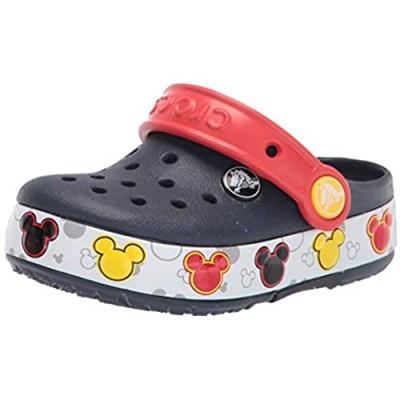 Crocs Unisex-Child Mickey Mouse Clog   Disney Light Up Shoes
