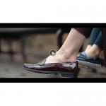 MARC JOSEPH NEW YORK Kids Boys/Girls Leather Mott Street Loafer