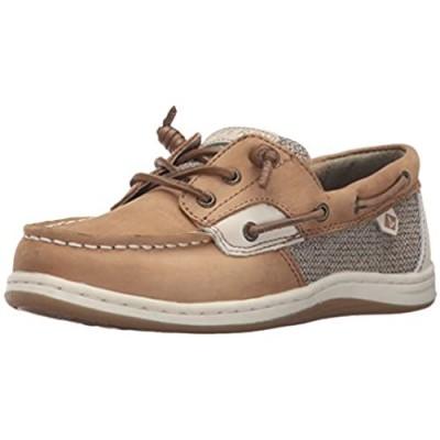 Sperry Unisex-Child Songfish Boat Shoe