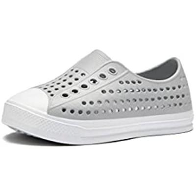 Muboliy Kids Water Shoes Slip On Lightweight Sneaker Breathable Sandal Walking Shoes Outdoor & Indoor