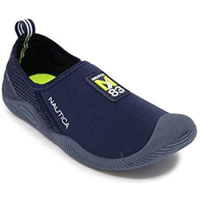 Nautica Kids Youth Athletic Water Shoes   Aqua Socks  Slip-on Sandals