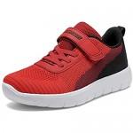 DREAM PAIRS Boys Girls Sneaker Athletic Tennis Running Shoes