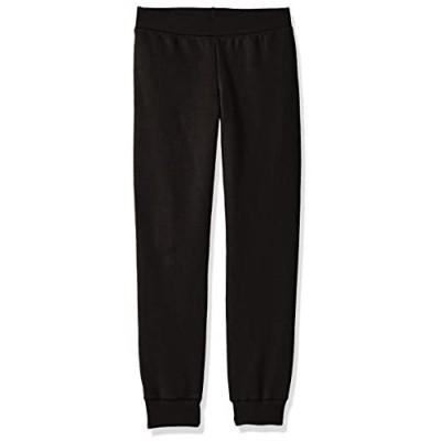 Hanes Girls' ComfortSoft EcoSmart Fleece Jogger Pants