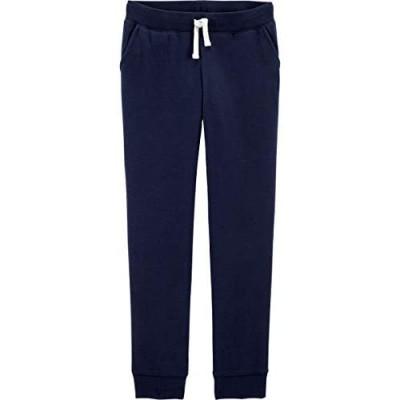 OshKosh B'Gosh Girls' Logo Fleece Pants
