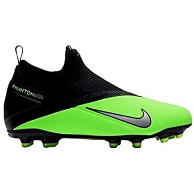Nike Jr Phantom Vision 2 Academy DF MG Youth Soccer Cleats