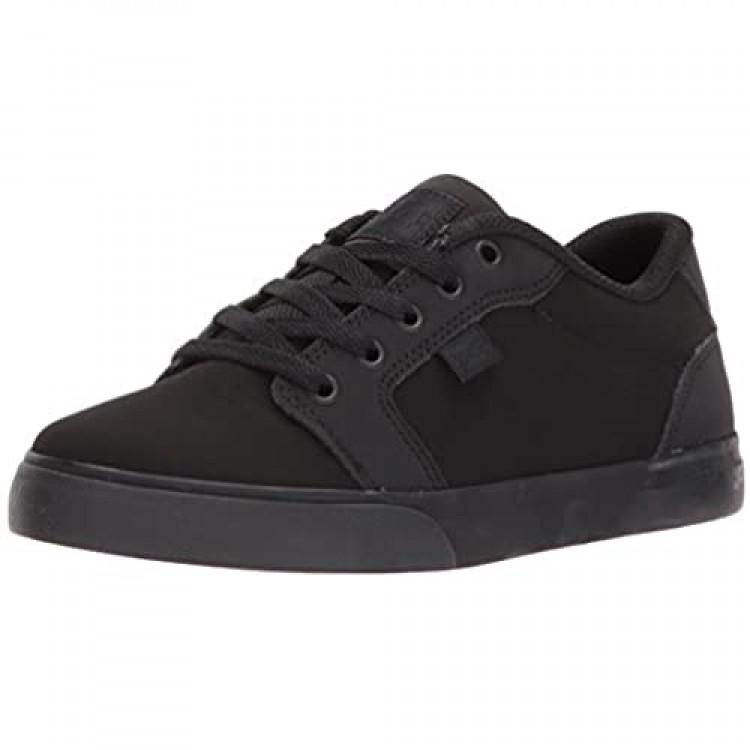 DC Unisex-Child Anvil Skate Shoe (Little Big Kid)