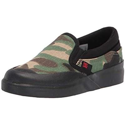 DC Unisex-Child Infinite Slip-on Skate Shoe