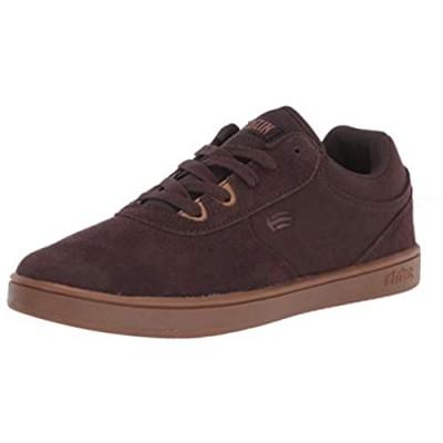 Etnies boys Kids Joslin Skate Shoe  Brown/Gum  11 Big Kid US