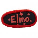 Sesame Street Boys Socktop Slippers Elmo Cookie Monster Big Bird Toddler Slippers