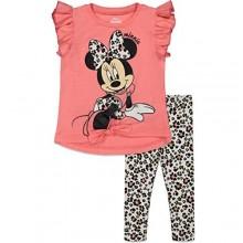 Disney Minnie Mouse T-Shirt Legging Set