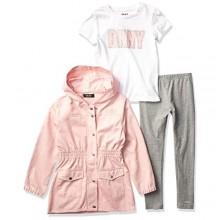 DKNY Girls' 3 Pcs. Set