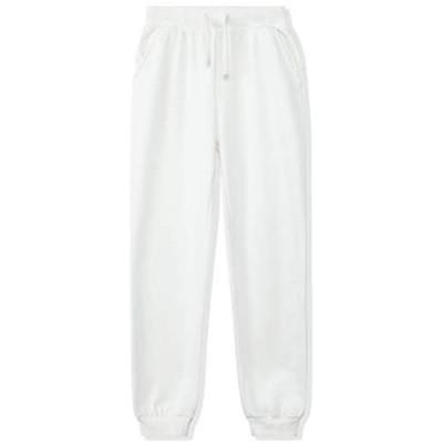 DOTDOG Kids Unisex Soft Brushed Fleece Pull-on Jogger Sweatpants Basic Casual Pants for Boys or Girls (3-12 Years)