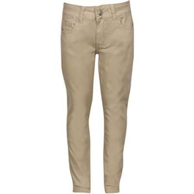 Premium Skinny Stretchable School Uniform Pants for Juniors – Khaki  Navy  Black