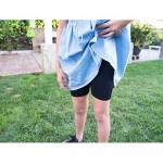 I&S Little Girls Bike Shorts Dance Underwear Sports 6 12 Packs for Sports Play Or Under Skirts