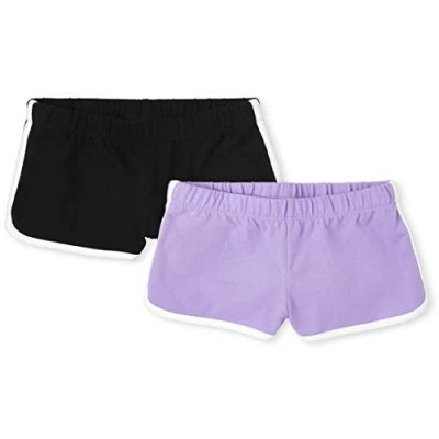 The Children's Place Girls Dolphin Shorts 2-Pack